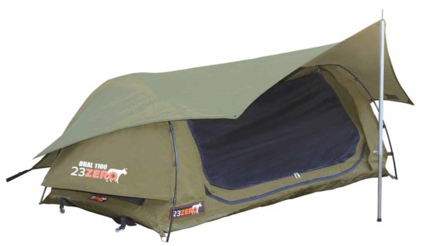 Dual Swag Tent | Camping Tents Online | Roof Top Tents | Vehicle Mounted Awnings | Swags and Outdoor Adventure Gear | Camping Furniture | 4×4 Camping Equipment | 4×4 Roof Top Tents | Tent Shop Online | 4WD Roof Top Tents | Vehicle Mounted Tents | 4×4 Awnings | 4WD Awnings | Camping Gear | Camping Gear Online | Online Camping Gear | Tents Online | Awnings Online | Camping Store Online | Online Camping Store | Tent Shop Online | 23 Zero Australia