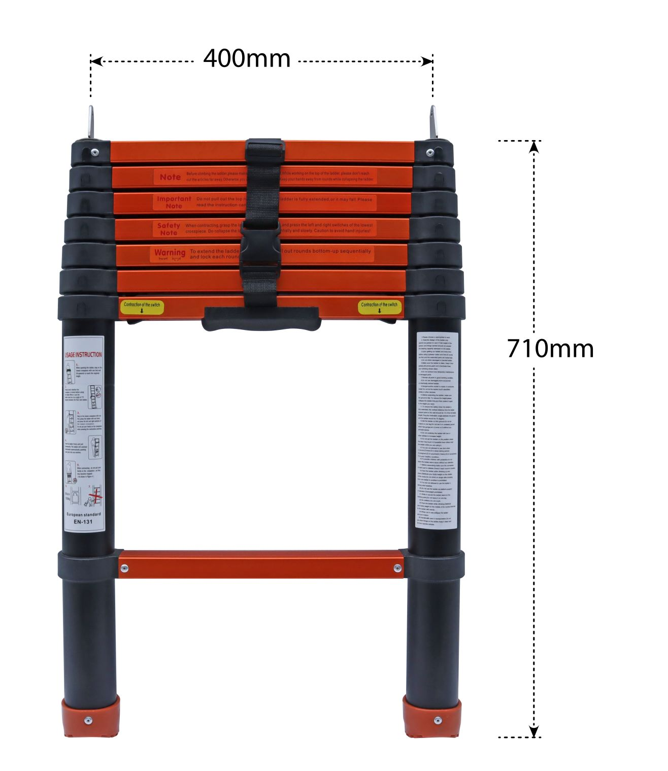 Ladder Small Dimensions